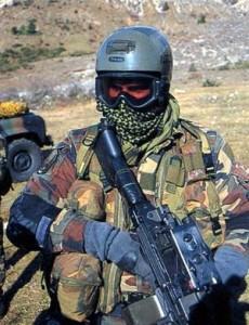Istruttore antiterrorismo